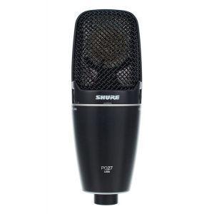Microfon Studio Shure PG 27 USB