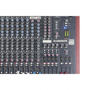 Mixer analog Allen&Heath Zed 420