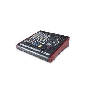 Mixer analog Allen&Heath Zed60 10 FX