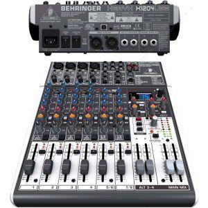 Mixer Analog Behringer Xenyx X1204 USB