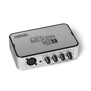 Mixer analog Miktek MX4