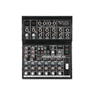 Mixer analog Omnitronic MRS 1202USB