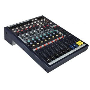 Mixer Analog Soundcraft EPM 6
