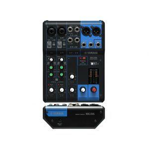 Mixer analog Yamaha MG 06