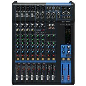 Mixer analog Yamaha MG 12