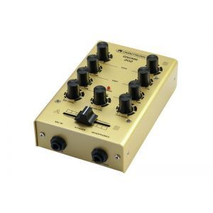 Mixer Dj Omnitronic Gnome 202