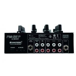 Mixer DJ Omnitronic PM 311 P