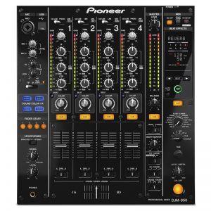 Mixer DJ Pioneer DJM 850 K