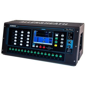 Mixer Digital Allen&Heath QU PAC