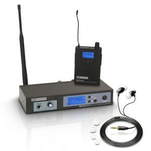 Sistem Monitor In Ear Wireless LD Systems MEI 100 G2