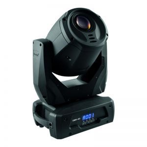 Moving Head Futurelight DMH 100 RGBW Led Spot