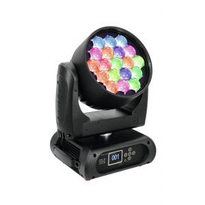 Moving head Futurelight EYE 19 RGBW Zoom Led Wash