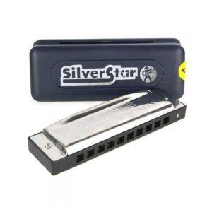 Muzicuta Hohner Silver Star
