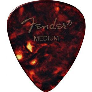 Pana Chitara Fender Shell Pick 1 Gross Medium
