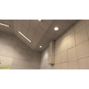 Panou Eurofoam Basotect G+ Gri 615x615x40mm