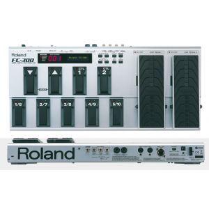 PEDALA CONTROL MIDI Roland FC-300