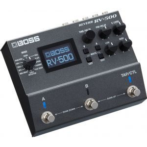 Pedala Efect Chitara Boss RV-500