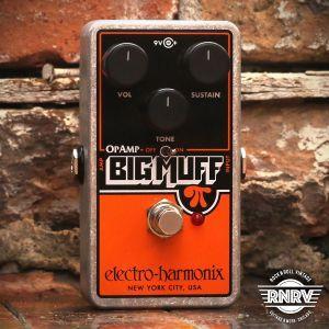 Pedala Efect Chitara Electro-Harmonix OP AMP Big Muff