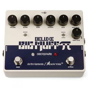 Pedala Efect Chitara Electro-Harmonix Sovtek DLX Big Muff