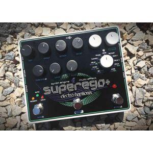 Pedala Efect Chitara Electro-Harmonix Superego Plus