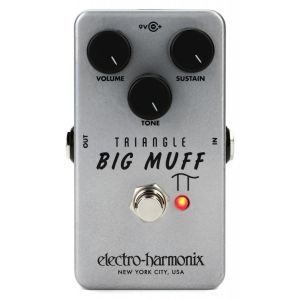 Pedala Efect Chitara Electro-Harmonix Triangle Big Muff PI