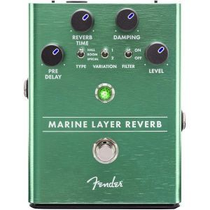 Pedala efect chitara Fender Marine Layer Reverb