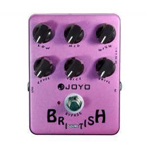 Pedala efect chitara Joyo British Sound JF 16