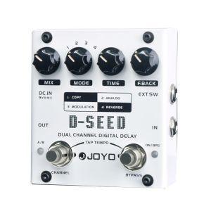 Pedala efect chitara Joyo D Seed