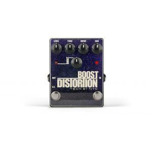 Pedala efect chitara Tech 21 Boost Distortion Metallic