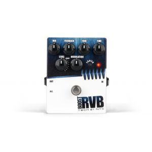 Pedala efect chitara Tech 21 Boost R.V.B.T