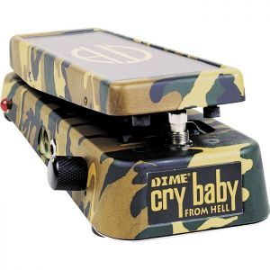 Pedala Efect Dunlop Dimebag Crybaby From Hell WAH