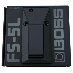 Pedala Footswitch Boss Fs-5l