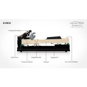 Pian Digital Kawai CA 48 B