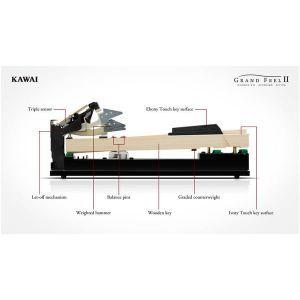 Pian Digital Kawai CA 98 W