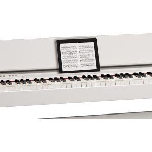 Set Pian Digital Roland F 140R Wh