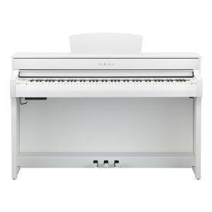 Pian Digital Yamaha CLP 735 White