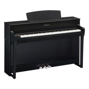 Pian Digital Yamaha CLP 745 Black