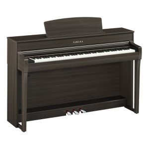Pian Digital Yamaha CLP 745 Dark Walnut