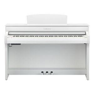 Pian Digital Yamaha CLP 745 White