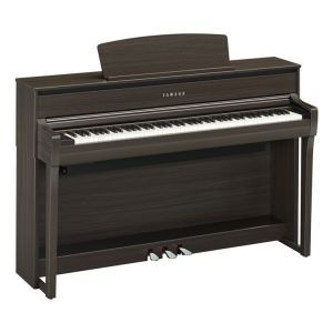 Pian Digital Yamaha CLP 775 Dark Walnut