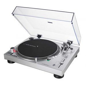 Platan Audio Technica LP120X USB Silver