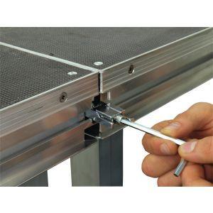 Platforma Guil de scena TM-440 2x1