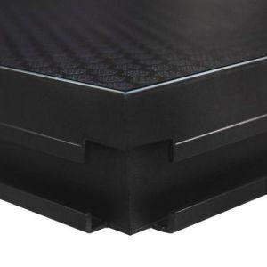 Platforma Scena Alustage AluDeck Spider 1X0.5 Black