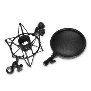 Popfilter si Shock Mount Adam Hall DSM 400