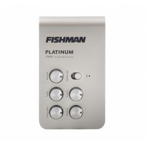 Preamplificator Fishman Platinum stage EQ F PRO-PLT-301