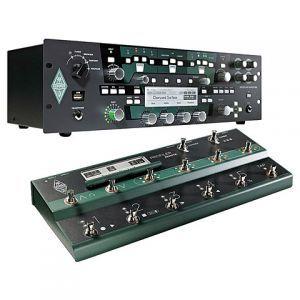 Procesor Chitara Kemper Profiling Amp Rack BK Set