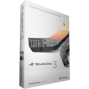 Presonus Studio One 3 Upgrade Artist Pro