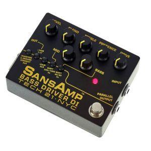 Procesor Chitara Bas Tech 21 Bass Driver D.I. V.2