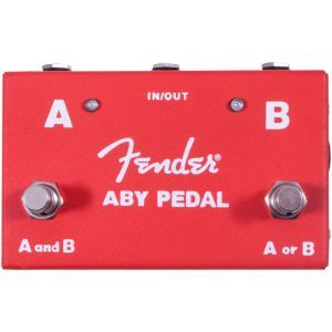 Footswitch A-B Fender ABY