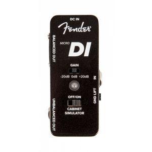 DI Box Fender Micro DI